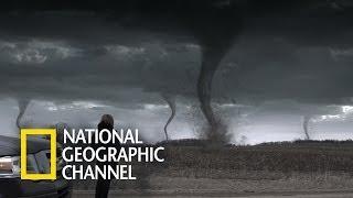 Dziesięć największych katastrof naturalnych - Aleja tornad