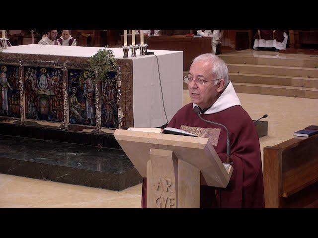 Homilia del diumenge I d'advent (29 novembre 2020)