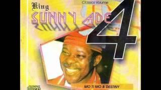 King Sunny Ade- Dr. Mike Adenuga