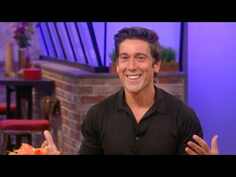 Before He Was Famous: World News Tonight Anchor David Muir Interned At Channel 5 in Syracuse At 13