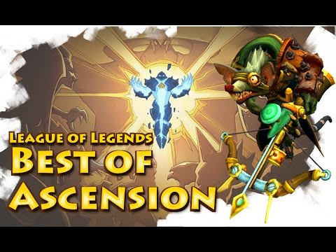 League of Legends - Best of: Ascension (Twitch, Lux, Teemo)