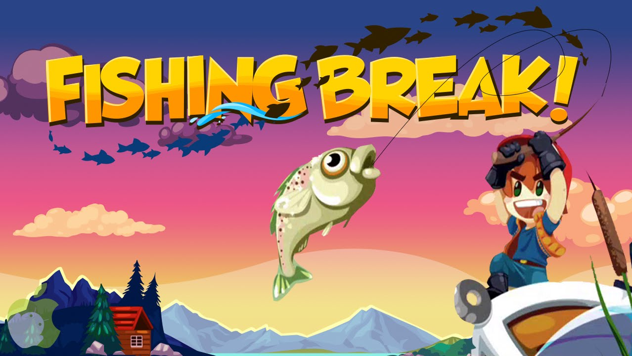 Fishing Break (By Roofdog Games) Gameplay iOS & Android HD