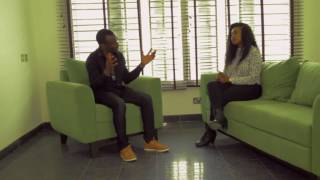 Chinwe Interview with Nolly Rocking TV