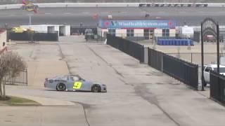Chase Elliott Tests 2018 Camaro Zl1 At Texas