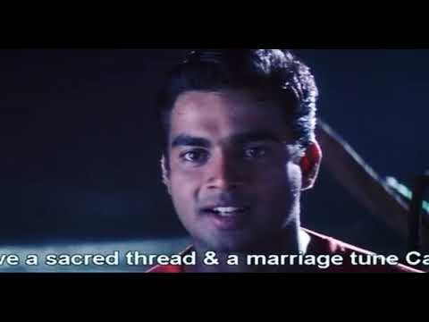 Minnale love dialogue