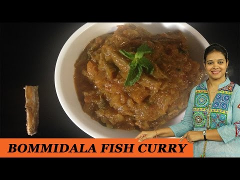 BOMMIDALA FISH CURRY