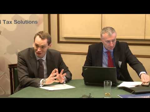 FiscalReps Indirect Tax Academy 2014: Global Considerations - Life Assurance