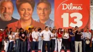 Discurso de Lula na íntegra em Belo Horizonte em apoio à reeleição de Dilma, em 18/10/14