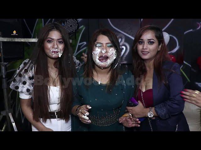 Birthday day party with Tahir kamal khan