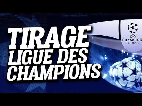 🔴 DIRECT / LIVE : TIRAGE LIGUE DES CHAMPIONS