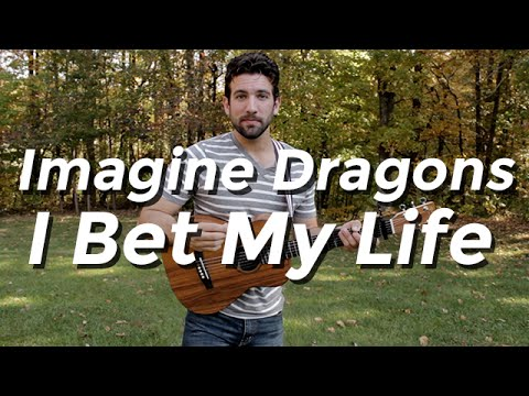 Imagine Dragons - I Bet My Life (Guitar Tutorial) by Shawn Parrotte