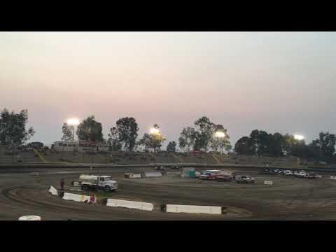 Bakersfield Speedway 08-04-18 Modified Heat