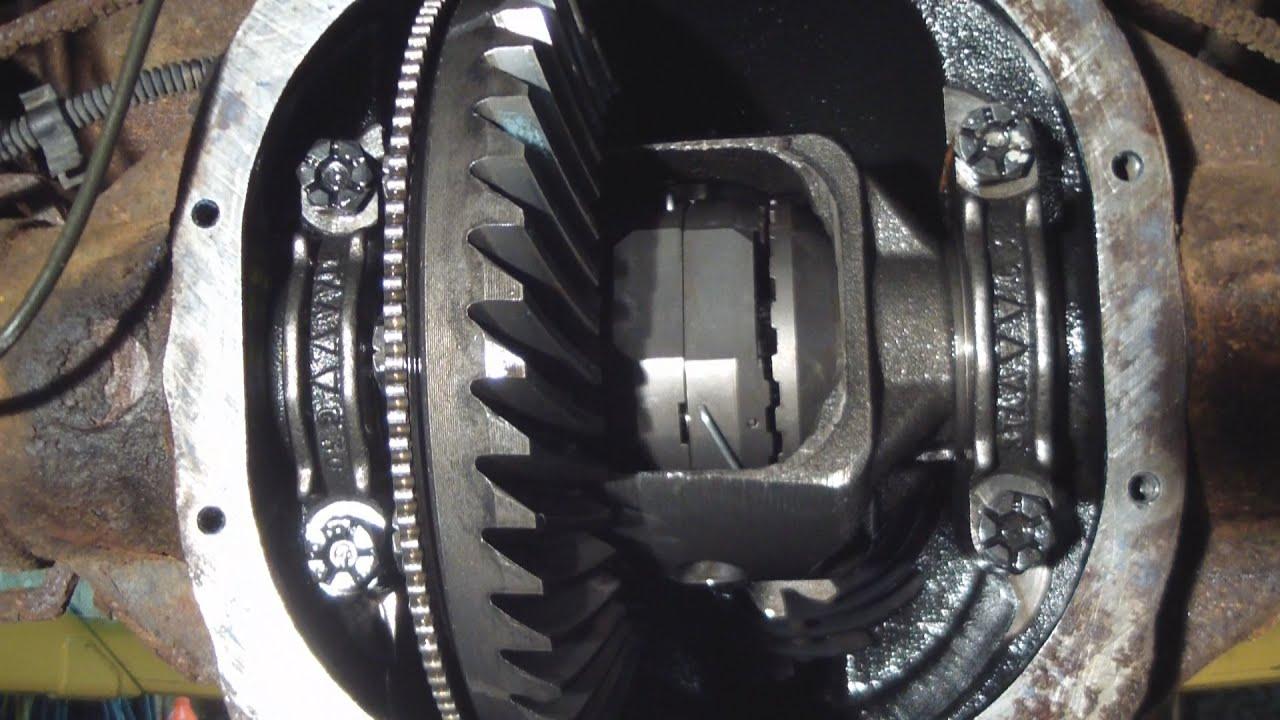 Spartan Locker Install Ford 88 Differential F150  YouTube