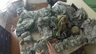 Army Issued Gear