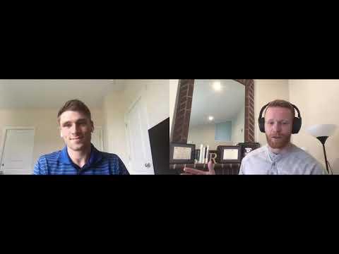 Podcast Ep. 4: Getting to know Jarrett Malizio