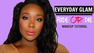 Ride Or Die Makeup Tutorial TAG | Holy Grail Products
