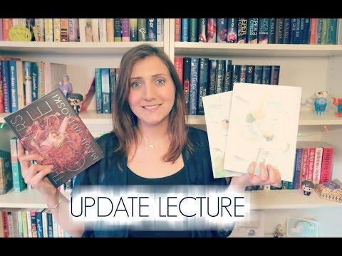 UPDATE LECTURE 📚 Fantasy YA & Manga Fantastique | Fairy Neverland thumbnail