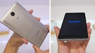 quick Hands-on With The New Bluboo Maya Max - 160!