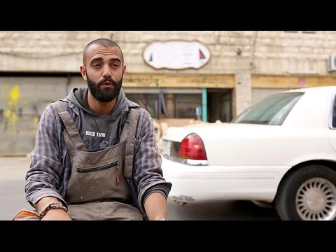 Jordanian Man Makes Money Out of Trash
