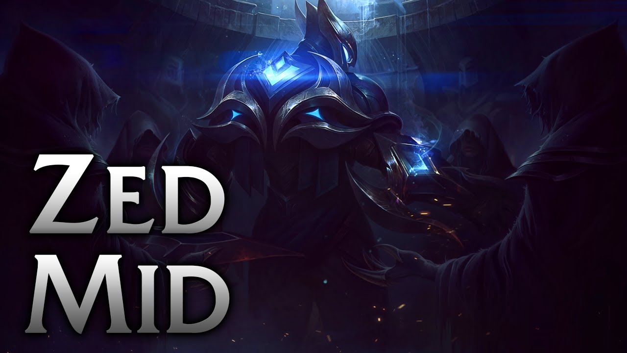 Championship Zed Mid - League of Legends Commentary - YouTube