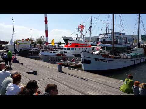 Bremerhaven, Germany 7 June 2015
