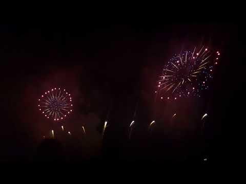 Cannes Firework Festival | August 7th 2017 | Austria | James Bond Theme