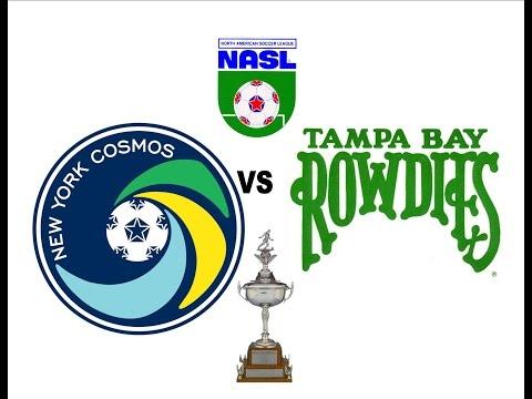 1978 08 27 Tampa Bay Rowdies vs New York Cosmos Soccer Bowl