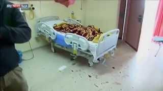 ملف عن انتهاكات إسرائيل بحق المستشفيات الفلسطينية
