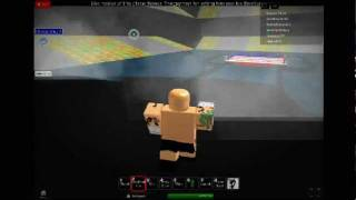 CM Punk vs. Randy Oron on Roblox