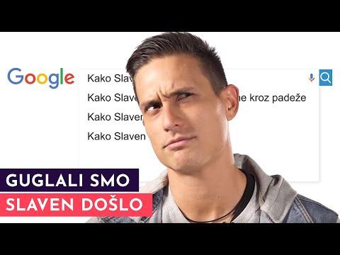 GUGLALI SMO: Slaven Došlo   MONDO VIDEO