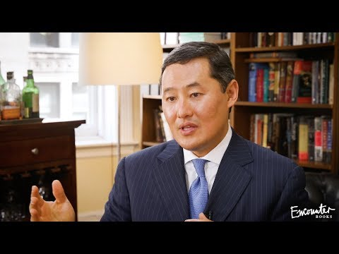 John Yoo on Killer Robots, Space Weapons and The Future of Warfare | Close Encounters Ep. 1