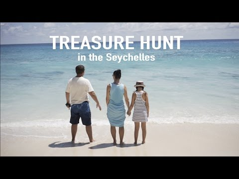 Treasure Hunt in the Seychelles!