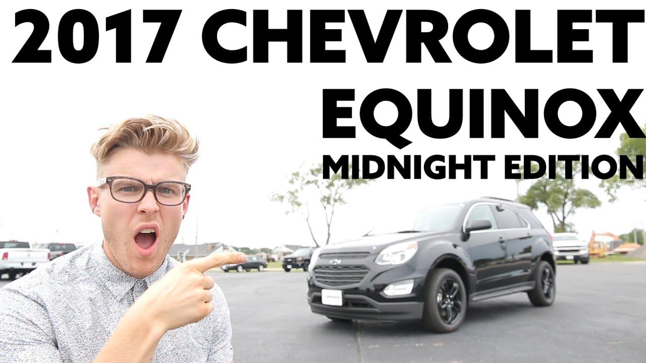 2017 chevrolet equinox midnight edition youtube. Black Bedroom Furniture Sets. Home Design Ideas