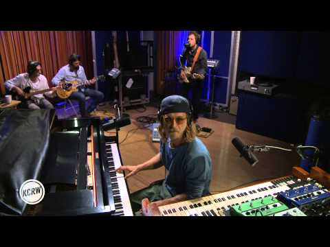 """Dawes performing """"Right On Time"""" Live on KCRW"""