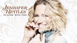 Jennifer Nettles - Playing With Fire (Static Version)