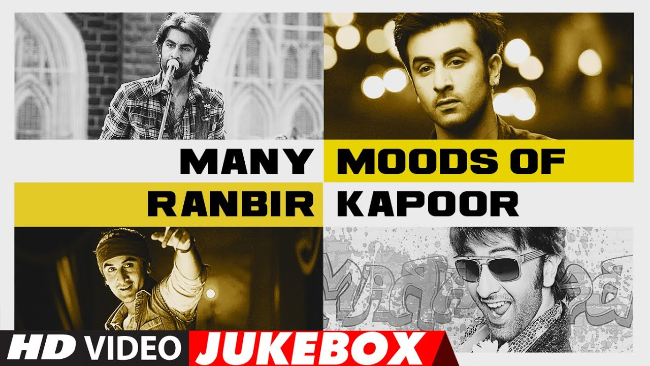 MANY MOODS OF RANBIR KAPOOR || #HappyBirthdayRanbirKapoor || Video ...