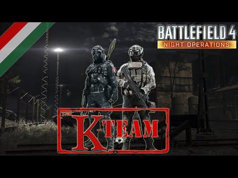 Battlefield 4: Conquest on Zavod Graveyard Shift Co-op Gameplay (PC) (HUN) (HD)