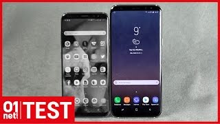 Test du Galaxy S8+ de Samsung : fait-il mieux que son petit frère ?