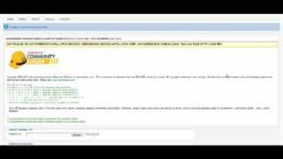 видео Community Builder PRO v2.1.2 - онлайн сообщество на Joomla