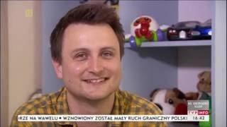 Karol Orzeł - Nasz Wolontariusz