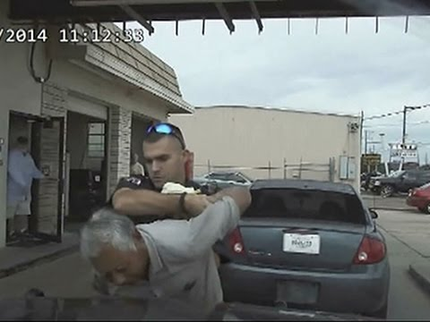 Texas Police Investigate Tasering of 76-year-old
