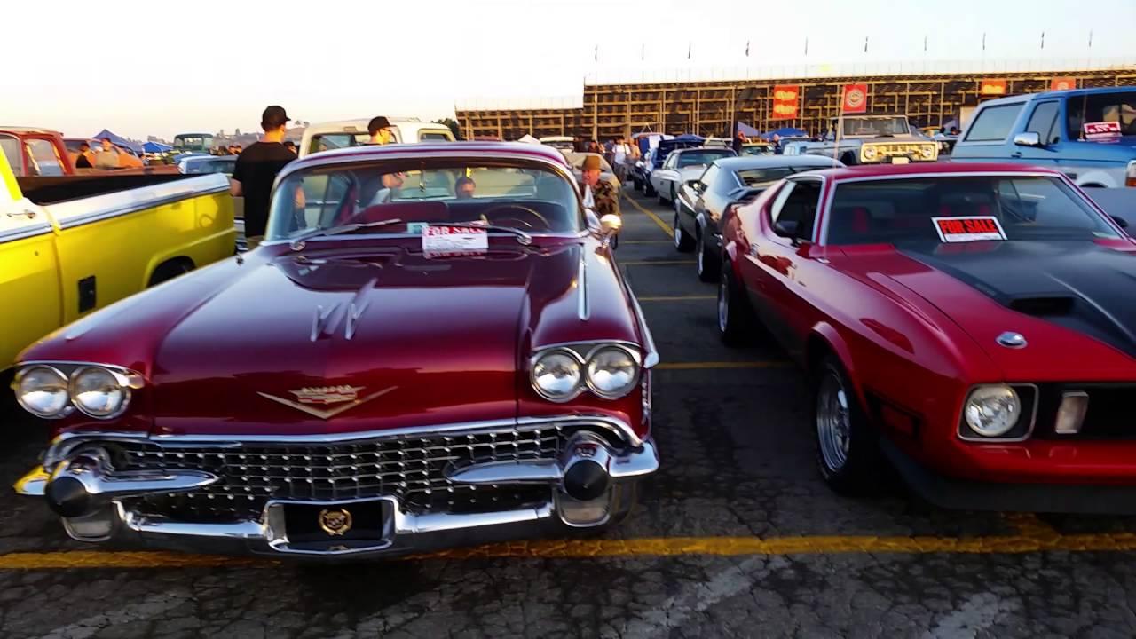 Pomona Swap Meet And Classic Car Show Youtube