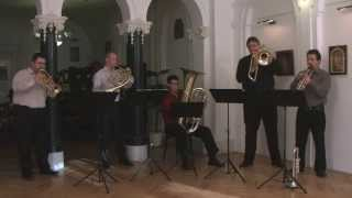 Frank Sinatra - Fly Me to the Moon (Symphonic Brass Quintet)