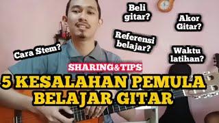 5 Kesalahan Pemula Dalam Belajar Gitar Dan Solusinya Tips Belajar Gitar Pemula