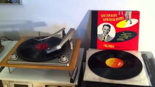 Frank Sinatra - 78 rpm - It all depends on you - 1950