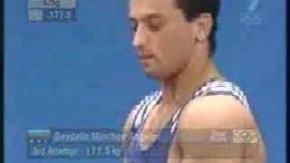 Roy & HG commentary: Sydney Olympics 2000 Weightlifting