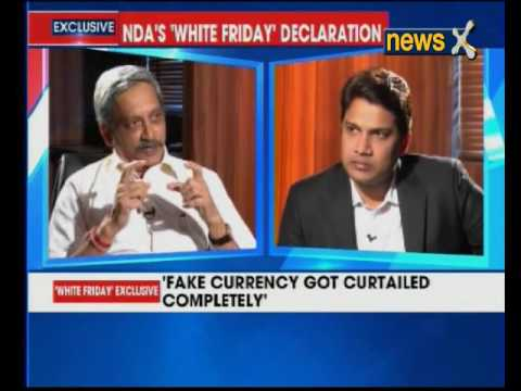 NewsX Exclusive: Defence Minister Manohar Parrikar holds no punches in detailed interview