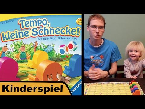 Tempo Kleine Schnecke Kinderspiel Youtube