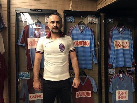 Trabzonspor aşkıyla evde