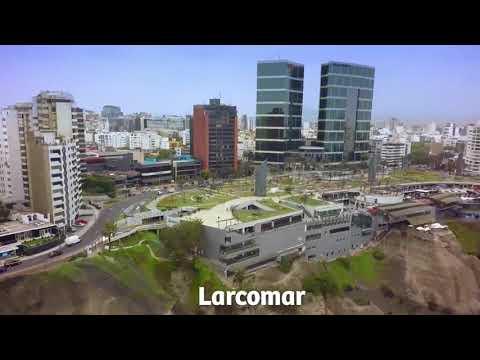 Distrito Miraflores - Lima Perú